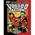 Vince Ray Non Stop Rock'n'Roll Voodoo Action Book