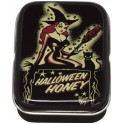 Vince Ray Halloween Honey Medium Metal Tins