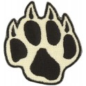Wildcat® Fashion Left Cat Footprint UV Patches