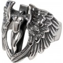 Wildcat® Winged Woman Ring