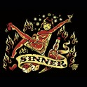 Vince Ray Sinner Size S Girl Shirt