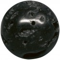 Organic Black Lava Clip-in Ball