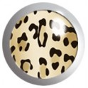 Titan Highline® Wildlife Leopard Threaded Ball