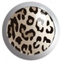 Titan Highline® Wildlife Leopard Weiß Threaded Ball