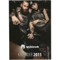 Wildcat® Buchkalender 2015 Accessories